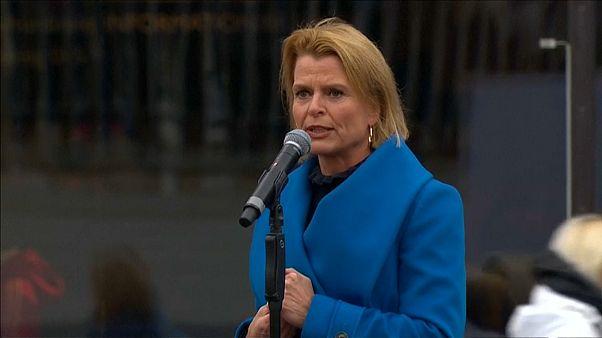 Σουηδία: Μαζικές κινητοποιήσεις κατά της σεξουαλικής παρενόχλησης