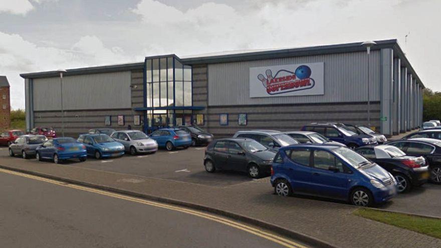 گروگانگیری در یک مجتمع ورزشی در شهر نانیتون انگلستان