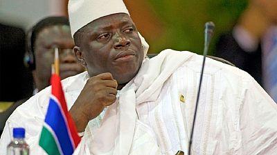 Gambie : campagne internationale pour juger l'ex-président Jammeh