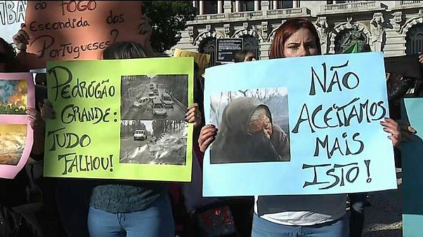 Incêndios/Portugal: Vigilância reforçada nos próximos dias