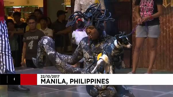 Филиппины: страшные домашние животные