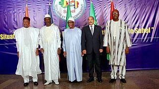 Mali :  les ambassadeurs du Conseil de sécurité au QG de la force G5 Sahel