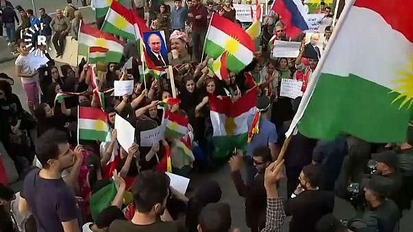 Cselekvésre szólítják fel Putyint az iraki kurdok