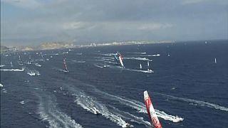 Volvo Ocean Race ruma a Lisboa