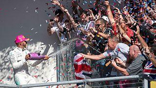 F1 : Hamilton offre le titre de constructeurs à Mercedes