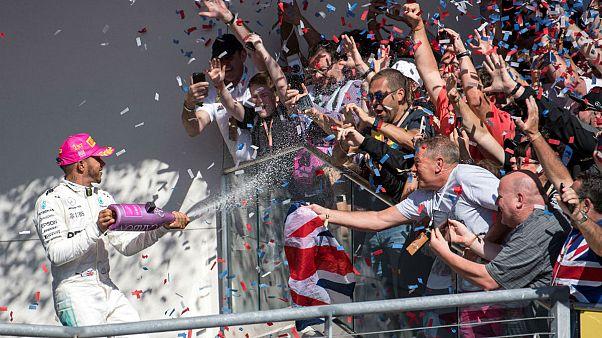 F1: Πρωτιά Χάμιλτον- Πρωτάθλημα για Mercedes