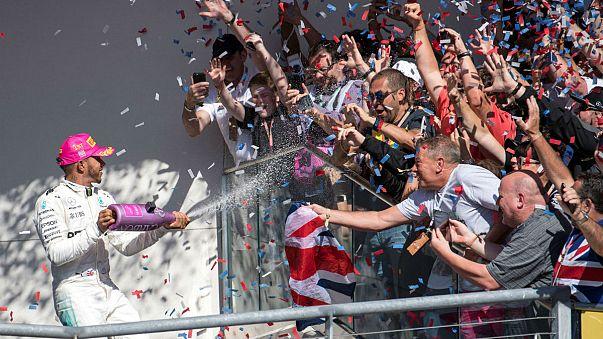 Formula 1: Hamilton şampiyonluğa koşuyor