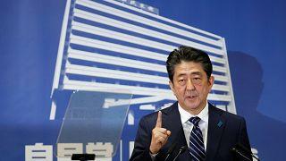 شینزو آبه خواهان تقویت نظامی ژاپن برای مقابله با تهدیدهای کره شمالی شد