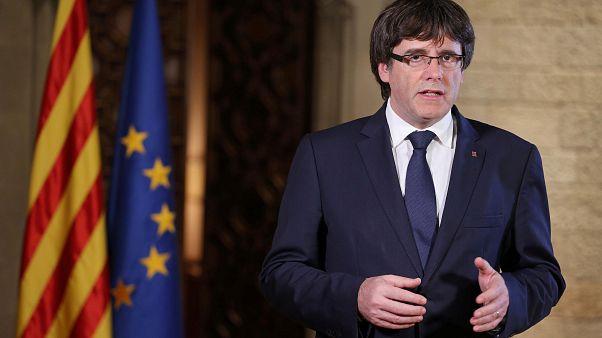 Katalan liderler geri adım atmıyor