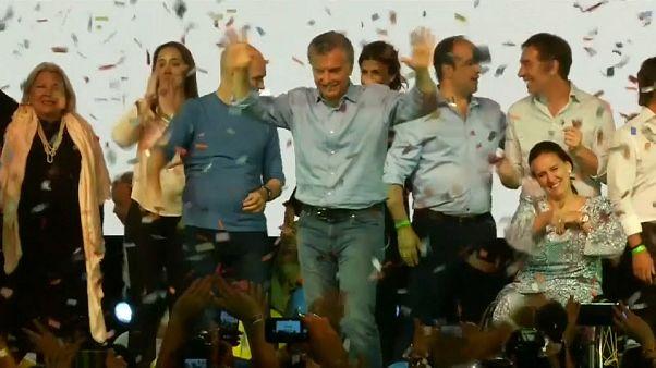 Az elnök pártja nyert Argentínában