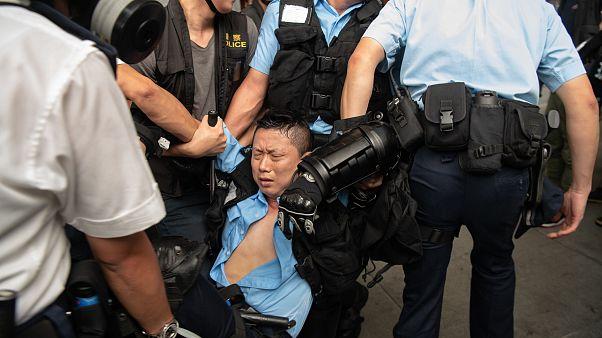 Image: Hong Kong Protest