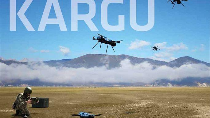 Türkiye'nin geliştirdiği 'kamikaze drone'lar seri üretime giriyor