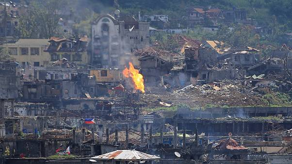 فیلیپین: پایان عملیات نظامی و پاکسازی شهر مراوی از اسلامگرایان وابسته به داعش