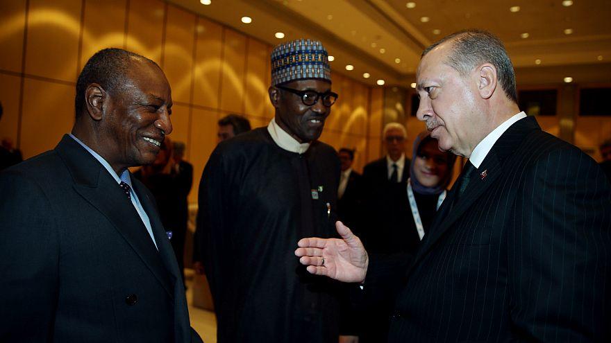 'Türkiye Nijerya'dan bin kişinin iadesini istedi'