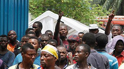 Arrivée mouvementée du leader de l'opposition Félix Tshisekedi à Lubumbashi — RD Congo