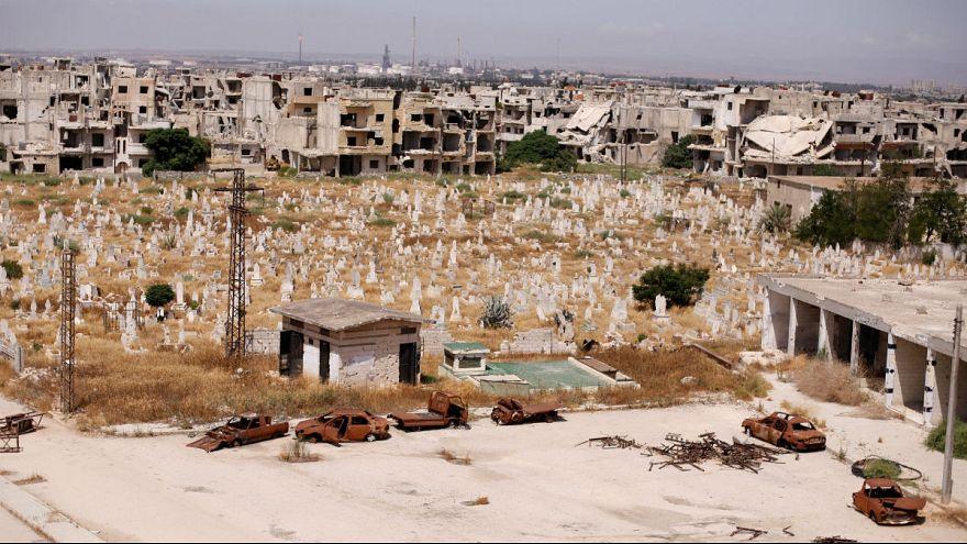 قتل دستکم ۱۲۸ غیرنظامی در القریتین توسط نیروهای داعش