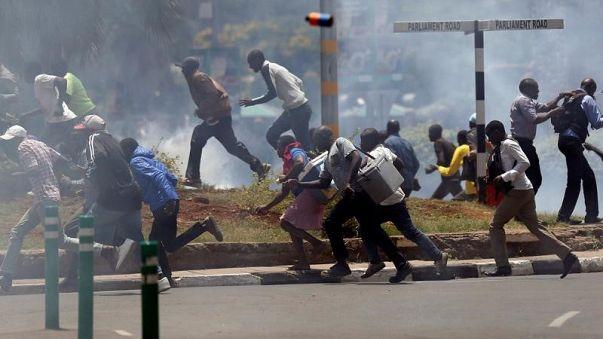 شقيقة زعيم المعارضة في كينيا متهمة بالتحريض على العنف