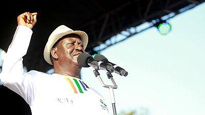 """Kenya : la soeur de l'opposant Raila Odinga inculpée pour """"incitation à la violence"""""""