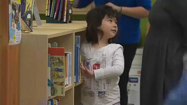 Könyvtár autista gyerekeknek