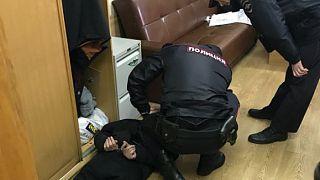 Irruzione in una radio, giornalista russa accoltellata