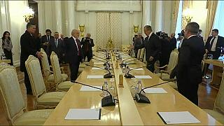 Russia stands by Baghdad and insists on Iraq's territorial integrity