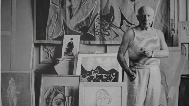 Cruce de genios entre Picasso y Toulouse-Lautrec