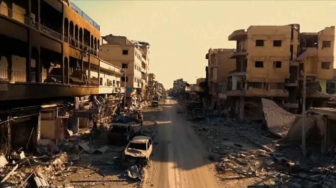 Clear up of Raqqa could leave residents unable to return for at least three months