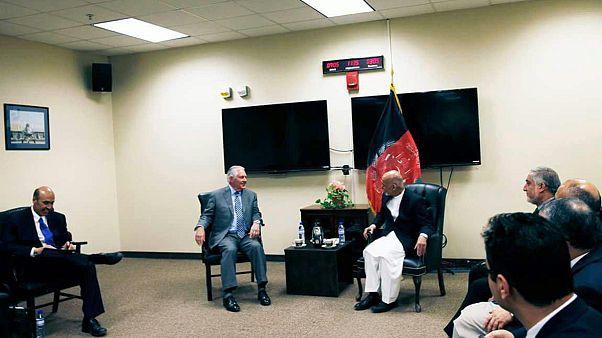 تيلرسون بأفغانستان في زيارة مفاجئة