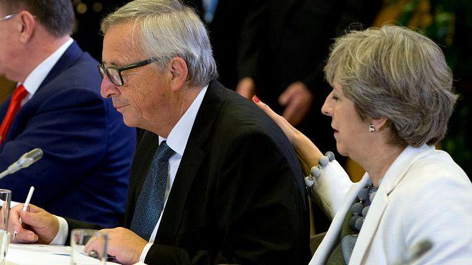Juncker's chief of staff denies May dinner leaks