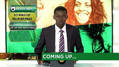 Le Mali en demi-finale du Mondial U-17