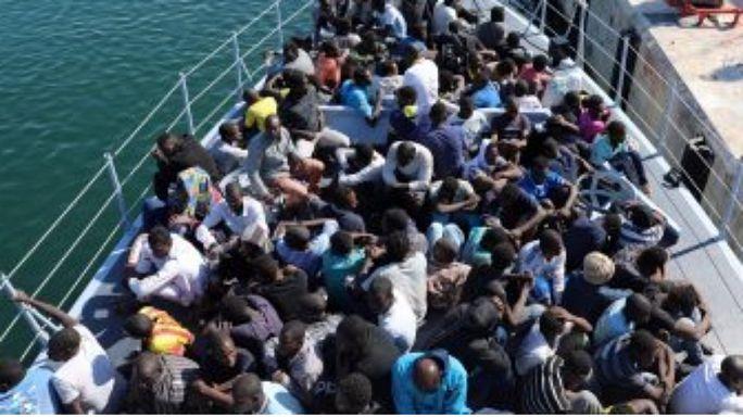 تونس: تفكيك شبكة لتنظيم الهجرة غير الشرعية