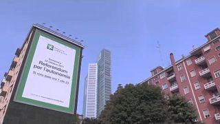 Lombardía y el Véneto exigirán más autonomía al Gobierno italiano