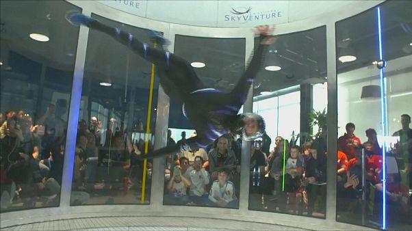 Dünya Kapalı Gökyüzü Serbest Dalış Şampiyonası