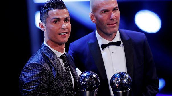 Cristiano Ronaldo zum fünften Mal FIFA-Weltfußballer