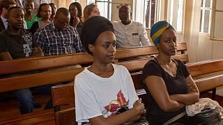 Image result for Thousands petition Rwandan govt to release Paul Kagame's critic and her family