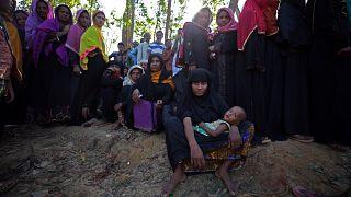 إسرائيل باعت أسلحة لميانمار تمّ استخدامها ضدّ الروهينغا