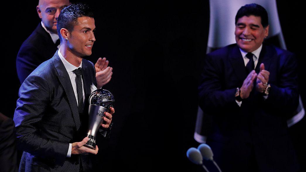 """Cristiano Ronaldo: """"The Best"""""""