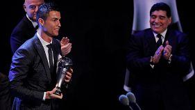 FIFA yılın en iyilerini seçti