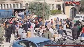 IŞİD Humus'ta sivilleri katletti