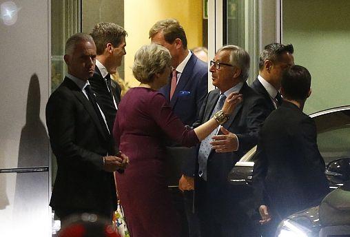 'Fake news' hits Brexit talks