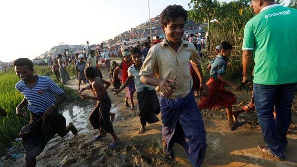 الولايات المتحدة الأمريكية تدرس فرض عقوبات على ميانمار بسبب الروهينغا