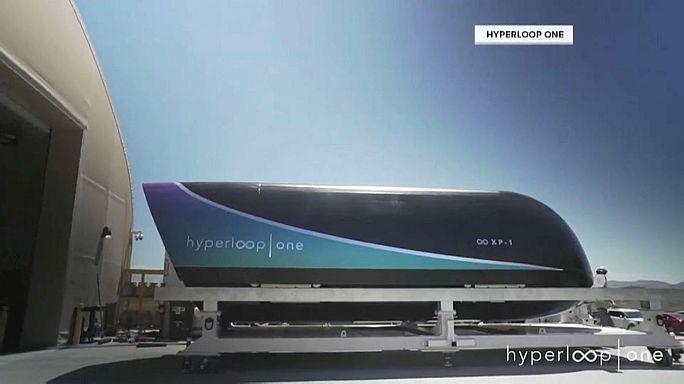 Hyperloop: travel 320 kilometres in just 29 minutes