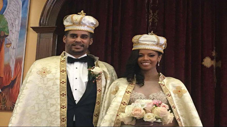 أمريكية تلتقي بطالب مغترب في حانة لتصبح أميرة لإثيوبيا