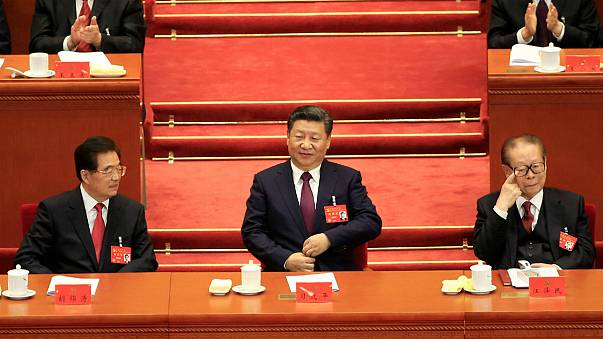 Xi Jinping approved as China's most influential leader since Mao Zedong