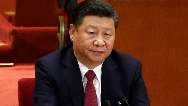 الرئيس الصيني يختتم المؤتمر الوطني ال19 للحزب الشيوعي
