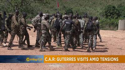 Guterres to visit Central Africa Republic CAR [The Morning Call]
