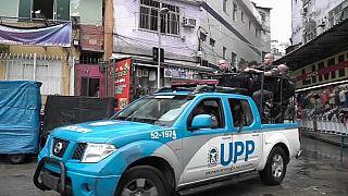 Turista espanhola abatida pela polícia na favela da Rocinha