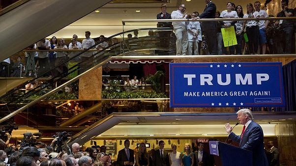 Trump Organization Inc. CEO Donald Trump Announces Whether He Will Run For