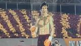 Ankara launches investigation after 'Rocky' banner unfurled at Galatasaray match