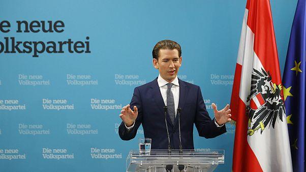 Avusturya: Sebastian Kurz aşırı sağcılarla koalisyon görüşmelerine başlıyor